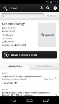 Genome Biology poster