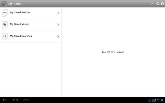 IJ Doc Analysis & Recognition apk screenshot