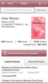 Solar Physics poster