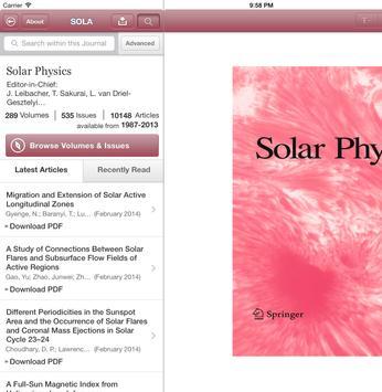 Solar Physics apk screenshot