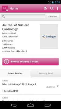 Journal of Nuclear Cardiology poster