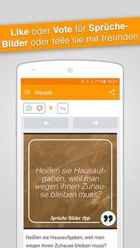 Sprüche-Bilder für WhatsApp apk screenshot