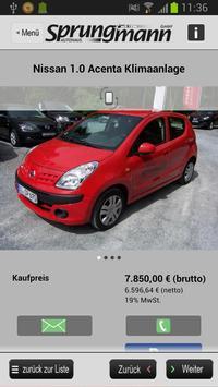 Autohaus Sprungmann GmbH apk screenshot