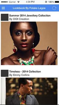 Lookbook by Folake Lagos poster
