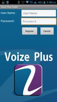 Voize Plus poster