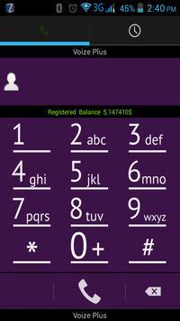 Voize Plus apk screenshot