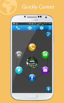 Spydy Contacts apk screenshot