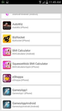 SqueezeMobi Previewer apk screenshot