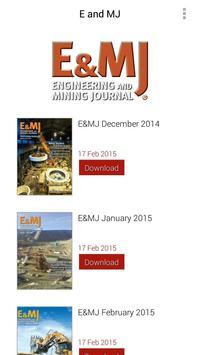 Engineering & Mining Journals poster