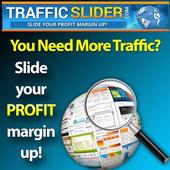 TrafficSlider - Your Profit Up icon