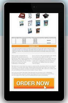 TrafficSlider - Your Profit Up apk screenshot