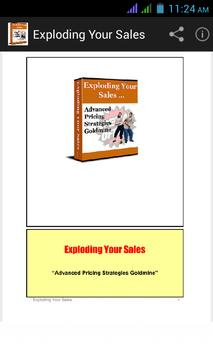 Exploding Your Sales poster