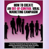 Viral Marketing Campaign icon