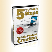 Creation of Profitable Product icon