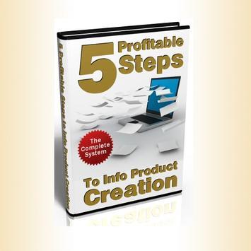 Creation of Profitable Product apk screenshot