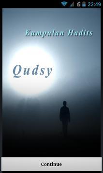 Kumpulan Hadits Qudsy poster