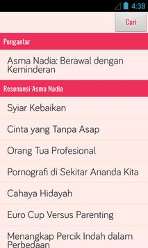 Resonansi Asma Nadia apk screenshot