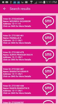 GADDIANNARAM DIVISION VOTERS apk screenshot