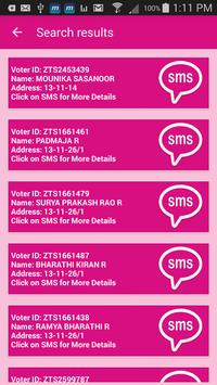 RK PURAM DIVISION VOTERS apk screenshot