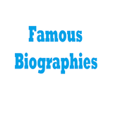 Famous Biographies icon