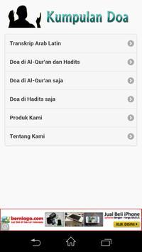 Doa-Doa di Al-Qur'an / Hadits poster