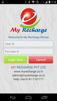 MyRecharge Money apk screenshot
