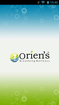 Oriens poster