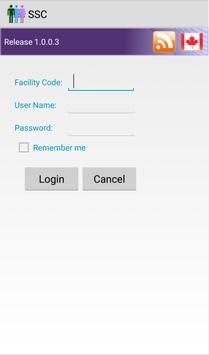 SSC Mobile apk screenshot