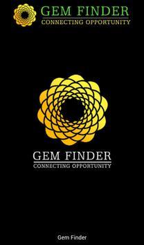 Gem Finder poster