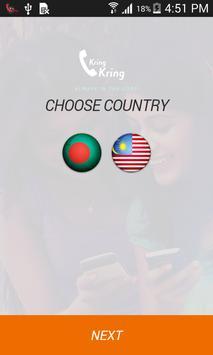 Kring Kring poster
