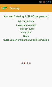Mint Indian Restaurant apk screenshot