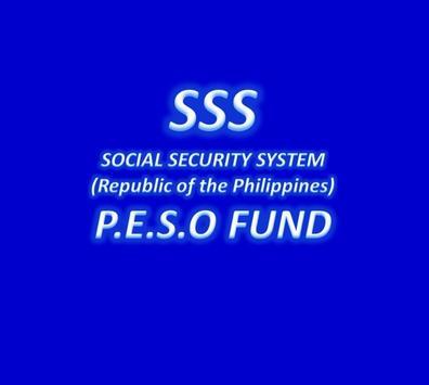 SSS P.E.S.O. FUND poster