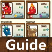 Free Guide For Dragon City icon