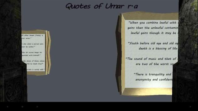 Quotes Of The Caliphs apk screenshot