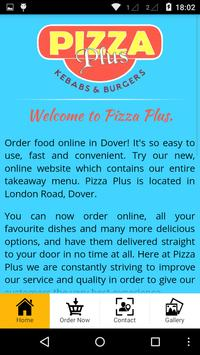 Pizza Plus apk screenshot