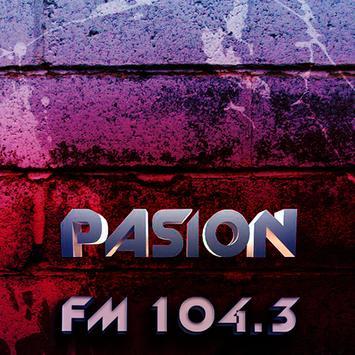 FM PASION Paraná poster