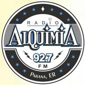 Radio Alquimia Paraná 92.7 Mhz icon