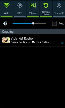 Vida FM Radio apk screenshot