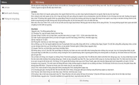 Truyền kỳ mạn lục apk screenshot