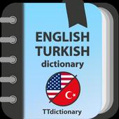 English-turkish dictionary icon
