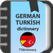 German-turkish dictionary icon