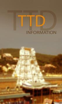 TTD Information poster