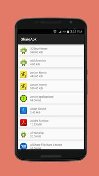 Shareapps | Share APK poster