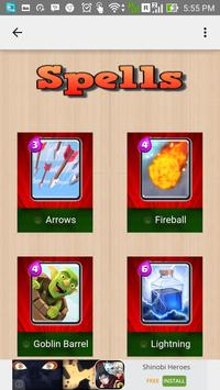 Master Guide for Clash Royale apk screenshot