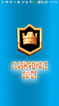 Master Guide for Clash Royale poster