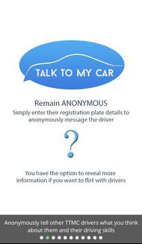 Talk To My Car (TTMC) apk screenshot