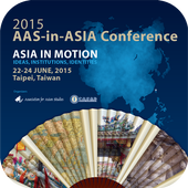 2015 AAS-in-ASIA conference icon