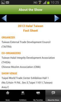 HALAL TAIWAN apk screenshot