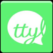 TTYL Messenger icon