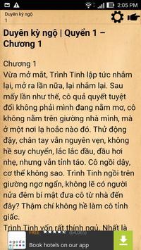 Tuyen chon Truyen ngon tinh P1 apk screenshot